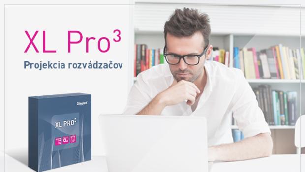 Výroba rozvádzačov je ešte jednoduchšia s novým softvérom XL PRO3