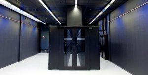 Teplá ulička dátového centra